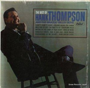ハンク・トンプスン - the best of hank thompson - SM-1878