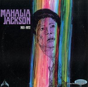 マヘリア・ジャクソン - mahalia jackson 1911-1972 - KENWOOD506