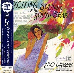 レオ・ダイアモンド - エキサイティング・サウンドによる南海のこだま - SJET-7095