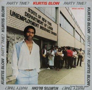 カーティス・ブロウ - party time? - 812757-1M-1