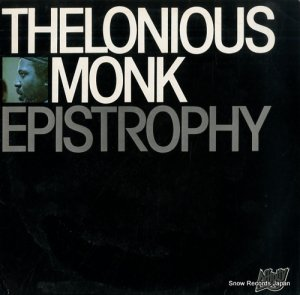 セロニアス・モンク - epistrophy - AFF26
