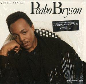 ピーボー・ブライソン - quiet storm - 60484-1