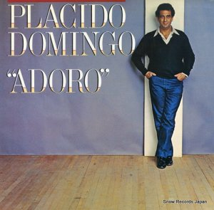 プラチド・ドミンゴ - ドミンゴ〜メキシカン・ポップスを歌う - 28AC1422