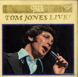 トム・ジョーンズ - トム・ジョーンズ・ライブ! - CM1-2