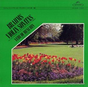 ユーディ・メニューイン - ブラームス:ヴァイオリンソナタ第1番ト長調作品78 - EAC-30185