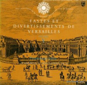 マルセル・シャルボニエ - ヴェルサイユの栄光〜フランス古典音楽選集(6−5) - FL-5614