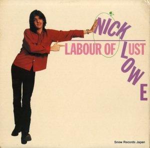 ニック・ロウ - labour of lust - RAD21