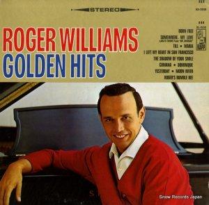 ロジャー・ウィリアムス - golden hits - KS-3530