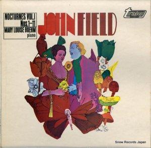 メアリー・ルイーズ・ベーム - john field; nocturnes vol.1 nos.1-11 - TV34349S
