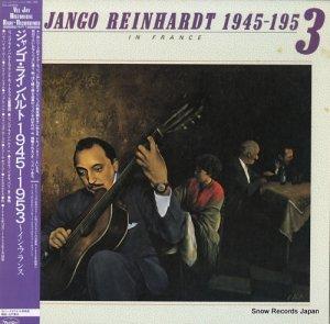 ジャンゴ・ラインハルト - ジャンゴ・ラインハルト・1945ー1953〜イン・フランス - RJL-2616M