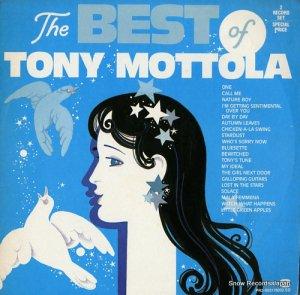 トニー・モトーラ - the best of tony mottola - PR2-6031/6032