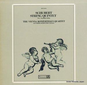 ウィーン・コンツェルトハウス四重奏団 - シューベルト:弦楽五重奏曲ハ長調 - IWB-60042