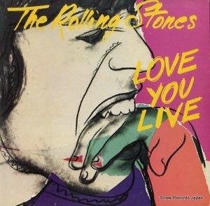 ザ・ローリング・ストーンズ - love you live - COC89101