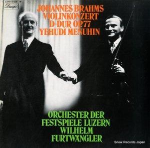 ユーディ・メニューイン - brahms; violin konzert d-dur op.77 - 1C047-01239M