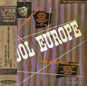 ユタ・ヒップとマイク・ネヴァード - クール・ヨーロッパ - POJJ-1612 / E3157
