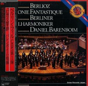 ダニエル・バレンボイム - ベルリオーズ:幻想交響曲作品14 - 28AC2100