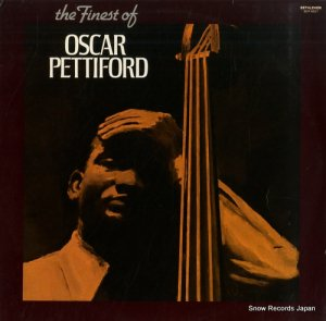 オスカー・ペティフォード - the finest of oscar pettiford - BCP6007