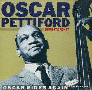 オスカー・ペティフォード - oscar rides again - AFF160
