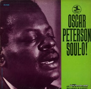 オスカー・ピーターソン - soul-o! - PRST7595