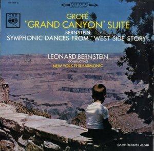 レナード・バーンスタイン - グローフェ:組曲「グランド・キャニヨン」 - OS-388-C