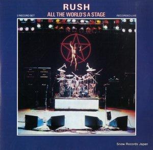 ラッシュ - all the world's a stage - 822552-1M-1