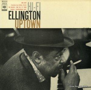 デューク・エリントン - hi-fi ellington uptown - SOPM154