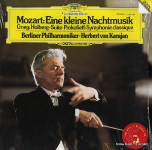 ヘルベルト・フォン・カラヤン - mozart; eine kleine nachtmusik - 2532031