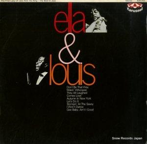 エラ・フィッツジェラルドとルイ・アームストロング - ella and louis - 635213