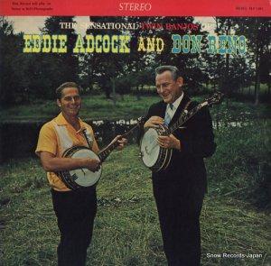 ドン・レノ&エデー・アドコック - the sensational twin banjos of eddie adcock & don reno - SLP1482