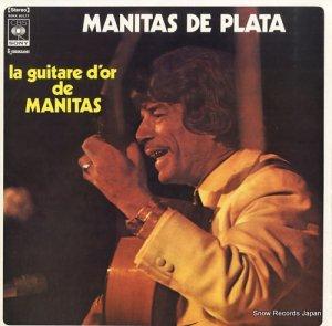 マニタス・デ・プラタ - 黄金のフラメンコ・ギター - SONX60177