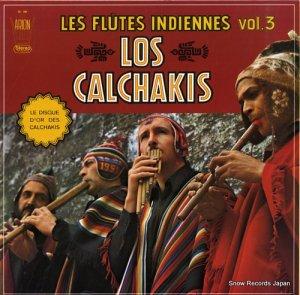ロス・カルチャキス - les flutes indiennes vol.3 - 30091