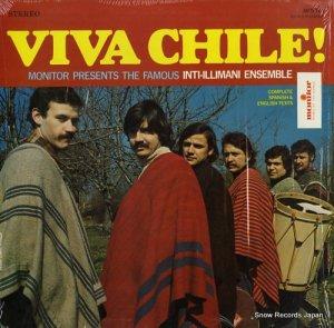インティ・イリマニ - viva chile! - MFS769