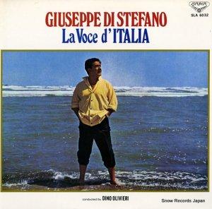 ジュゼッペ・ディ・ステファーノ - イタリアの歌声 - SLA6032