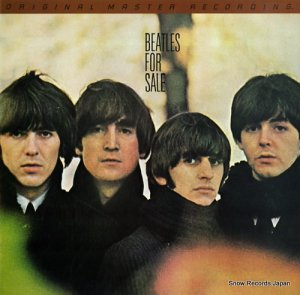 ザ・ビートルズ - beatles for sale - MFSL1-104