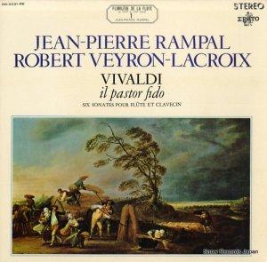 ジャン=ピエール・ランパル - ヴィヴァルディ:忠実なる羊飼/6つのフルート・ソナタ作品13 - OS-2231-RE