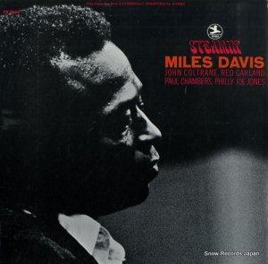 マイルス・デイビス - steamin' - PR7580/PRT7580
