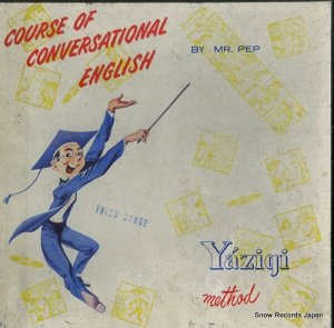 MR. PEP - course of conversational english - YLP-1000/4