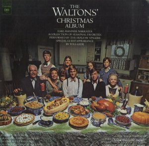 ザ・ホリデイ・シンガーズ - the waltons' christmas album - KC33193