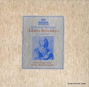 ルドルフ・バウムガルトナー - ヴィヴァルディ:「調和の幻想」作品3(全曲) - 2710008/198469/71