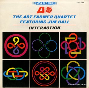 アート・ファーマー - インターアクション - SMJ-7168
