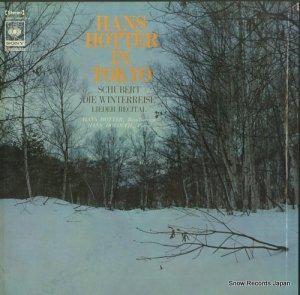 ハンス・ホッター - シューベルト:歌曲集「冬の旅」全曲 - SONC16007-8-J