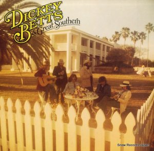 ディッキー・ベッツ - dickey betts & great southern - AL4123