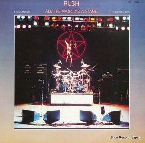 ラッシュ - 世界を翔けるロック/ラッシュ・ライブ - SFX-10012-3