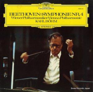 カール・ベーム - beethoven; symphonie nr.4 - 2530451