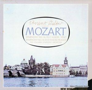 ブルーノ・ワルター - モーツァルト:交響曲第36番ハ長調k.425「リンツ」 - 20AC1803
