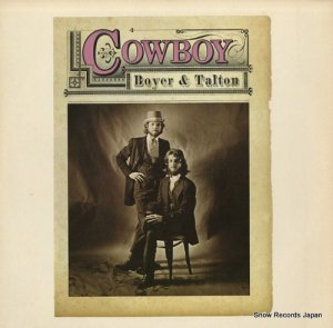 カウボーイ - boyer & talton - CP0127