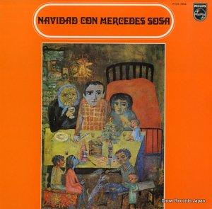 メルセデス・ソーサ - この地上に平和を〜私の好きな歌 - FDX-384