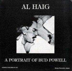 アル・ヘイグ - a portrait of bud powell - IP-7707