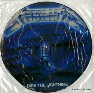 メタリカ - ride the lightning - MFN27P