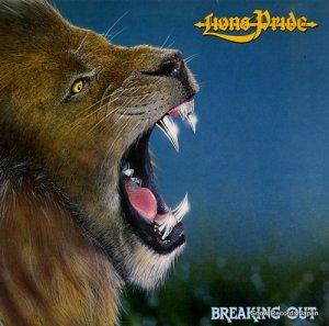 ライオンズプライド - breaking out - SKULL8336